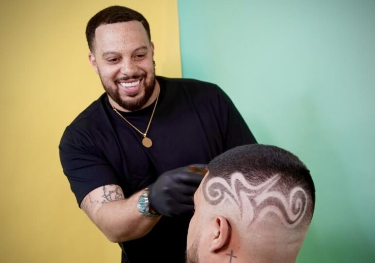 Meet Jonathan Kalonji, the Barber, Educator and Entrepreneur Revolutionizing the Haircut World. It Started When He Was 13 and Now He Even Has His Own Products